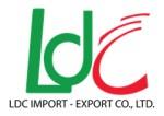 LDC import-Export Co., Ltd