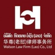 Walson Law Firm Lao Co., Ltd - cvConnect.la